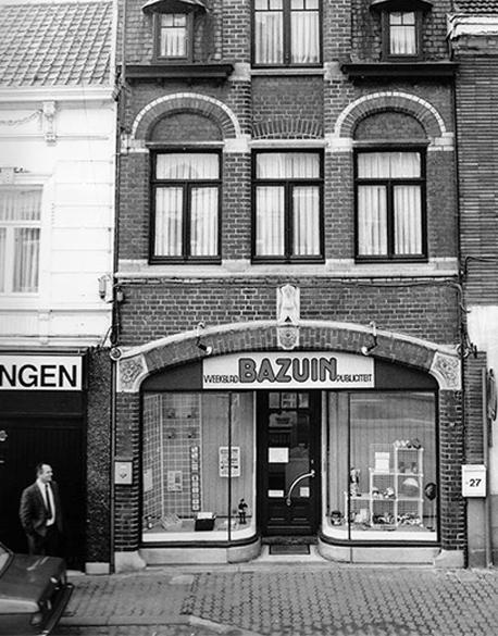 Oude Foto Bazuin